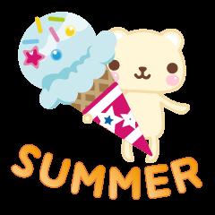 バニラくまの夏トーク!