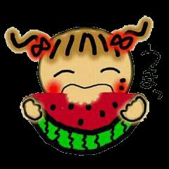 関西弁と夏!お茶目なみーちゃん3