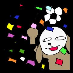 サッカーで使えるスタンプ第二弾!