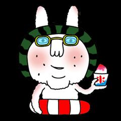 ウサギです。その2