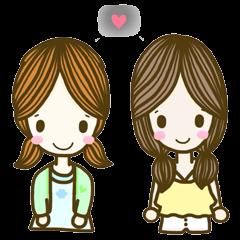 sweety girls