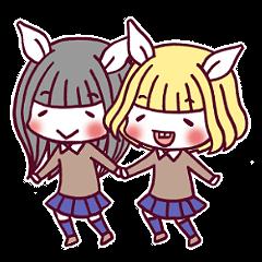 うさおとめ2 友情編
