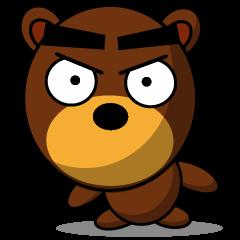 熊治郎10 ( あいうえ熊さん )