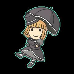 帽子っ子スタンプ