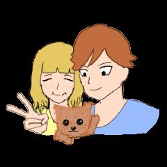 幸せカップル 2