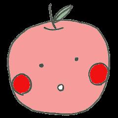 らくがきりんご