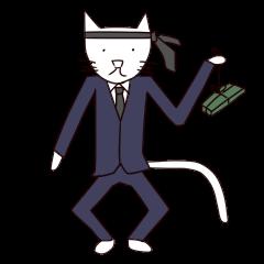 サラリーマンCat