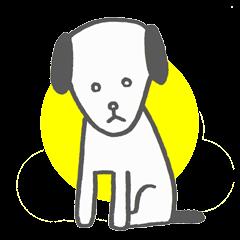 無気力アパシー犬