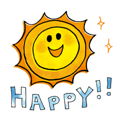 HAPPY☆スタンプ