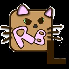 コスプレ猫 ロシアンブルー  version L