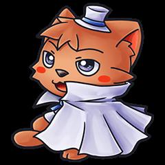 [LINEスタンプ] お祭りちゃんの奇想世界3の画像(メイン)
