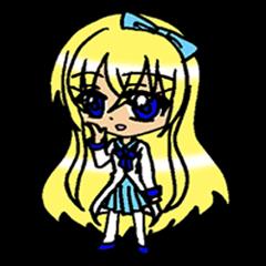 おとぎ話の国のアリス
