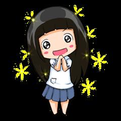 Pang : Cutie girl