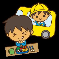 幼稚園児の毎日~男の子編~