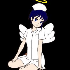 天使の白衣
