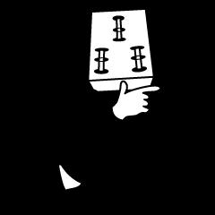 麻雀牌頭のジャン氏(初級編)