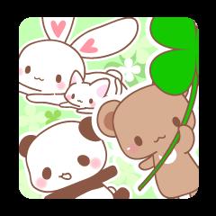 くまうさぎパンダねこ 2