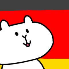 ドイツ語スタンプ