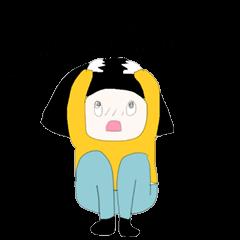 ngingi moody girl (eng version)