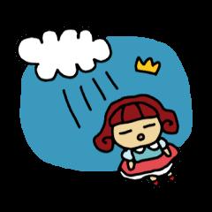 「姫ち 3~表情だけ編」気まぐれお姫様*