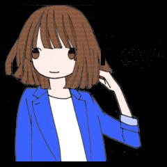 WorkingGirl in English