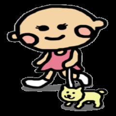 博多っ子かよちゃん 3