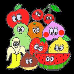 ごきげんよう!果物屋でございます。