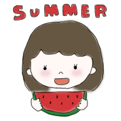 ぱぴこの夏休み
