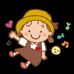 幼稚園児 アーちゃん1