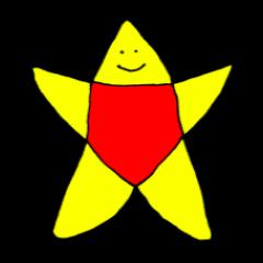 星の子 ラスター