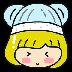 'Ma Tao'  little girl