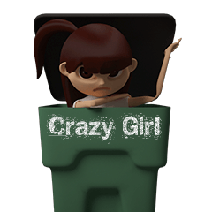 Crazy Girl 3D