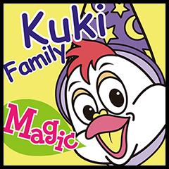 KuKi FAMILY Magic Part1