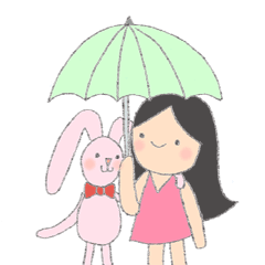 Happy Time with Little Tum & Tony Rabbit