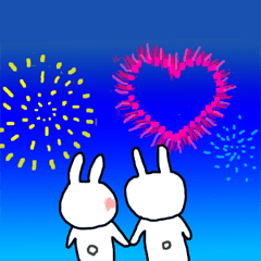 ちびうさ 夏バージョン♡